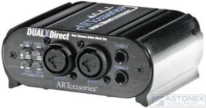 ARTcessories Dual X Direct