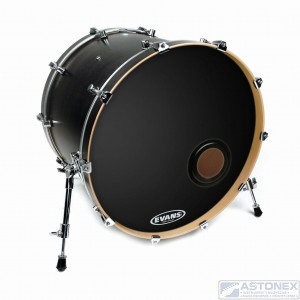 Evans EMAD resonant black 18""