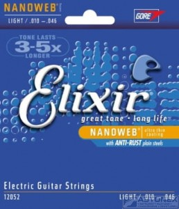 Elixir 12052 NanoWeb Electric